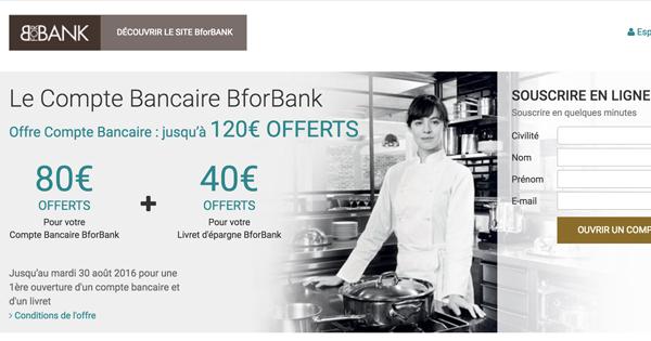 La banque BforBank a perdu 17,3 millions d'euros en 2017