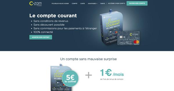 C-Zam Carrefour compte 115000 clients au bout d'un an